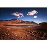 Vliesové fototapety púšť Atacama rozmer 368 x 254 cm