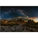 Vliesové fototapety Dolomity rozmer 368 x 254 cm