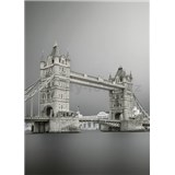 Vliesové fototapety most v Londýně rozmer 184 x 254 cm