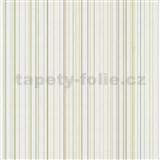Papierové tapety na stenu X-treme Colors - prúžky zelené