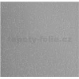 Vinylové tapety na stenu XXL štruktúrovaná omietkovina sivá MEGA ROLL návin 15m