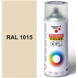 Sprej béžový 400ml, odtieň RAL 1015 farba svetlá slonovina