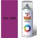Sprej fialový 400ml, odtieň RAL 4006 farba dopravné purpurová
