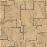 Tapety na stenu Stones and Style - horsky kameň