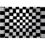 Vliesové fototapety 3D šachovnice