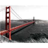 Vliesové fototapety most San Francisco