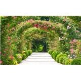Fototapety záhrada