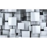 Vliesové fototapety 3D štvorca rozmer 416 cm x 254 cm