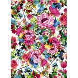 Fototapety barokové kvety