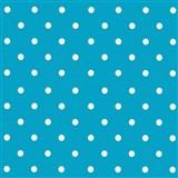 Samolepiace tapety bodky modré 45 cm x 15 m