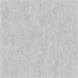 Tapety Origin - jednofarebná kovový vzhľad bielo-strieborný