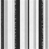 Vliesové tapety na stenu Trend Edition pruhy sivé